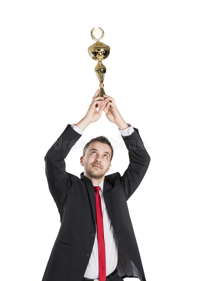 Successful Manager Royalty Free Stock Photography