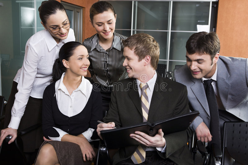 Download Successful partnership stock photo. Image of meeting, group - 2164962