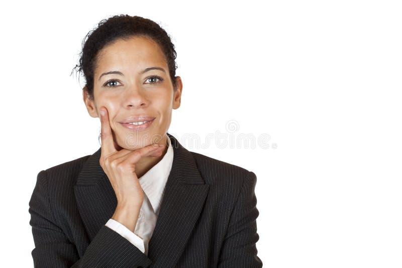 Successful self confident Business woman