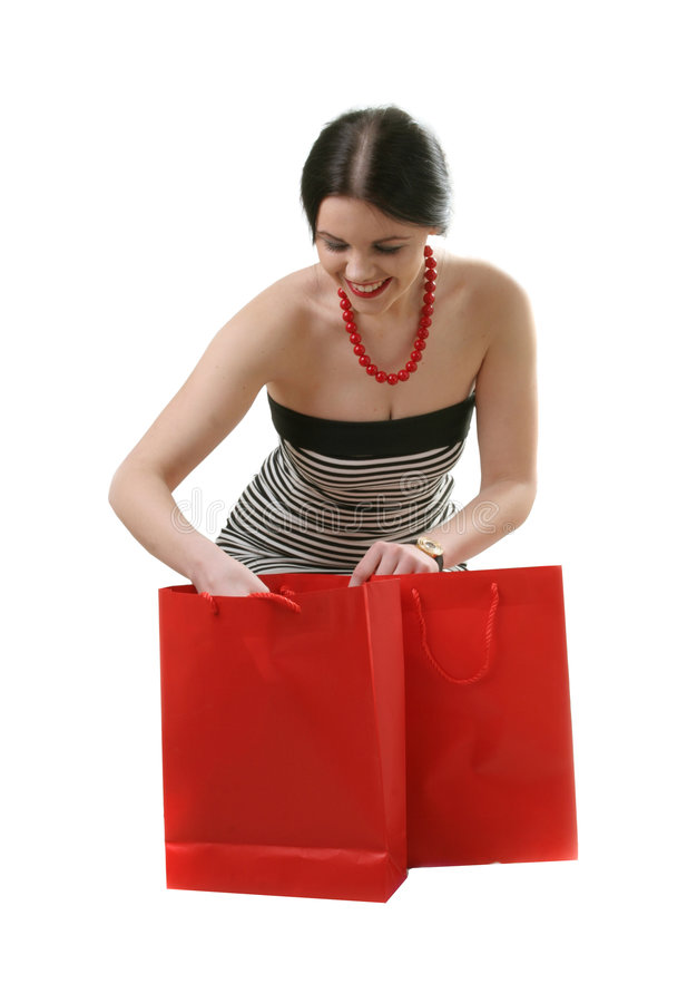 Download Successful shoping stock image. Image of nice, friendly - 4481787