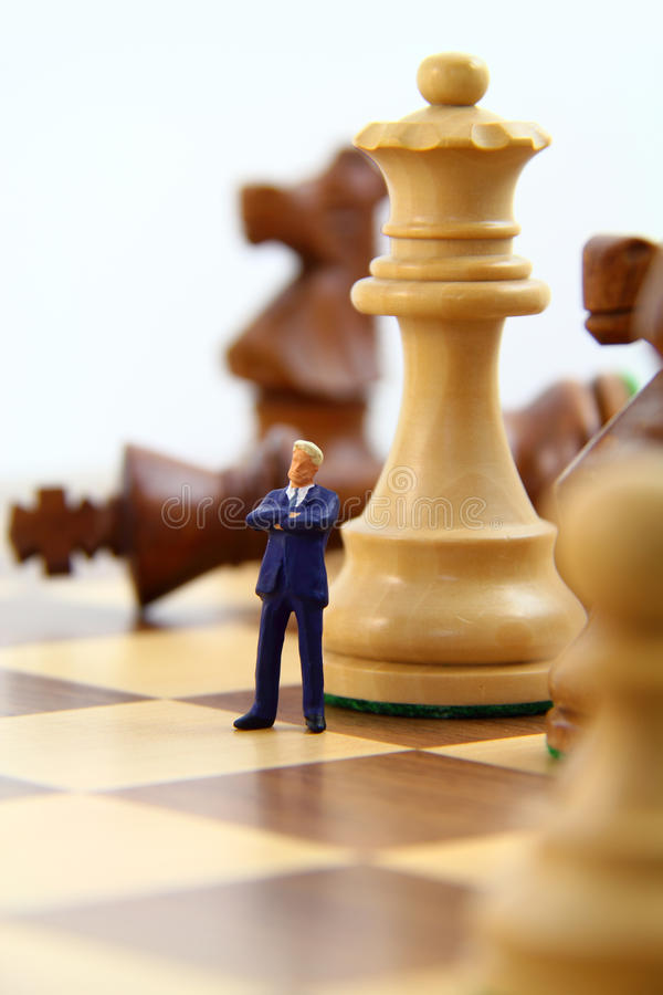 Download Successful strategy stock image. Image of business, miniature - 25969981