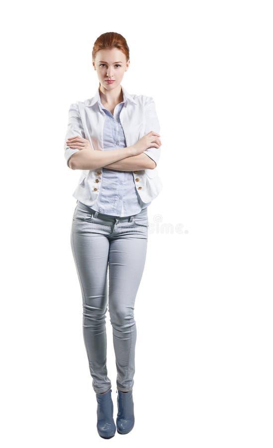 successful woman стоковое изображение
