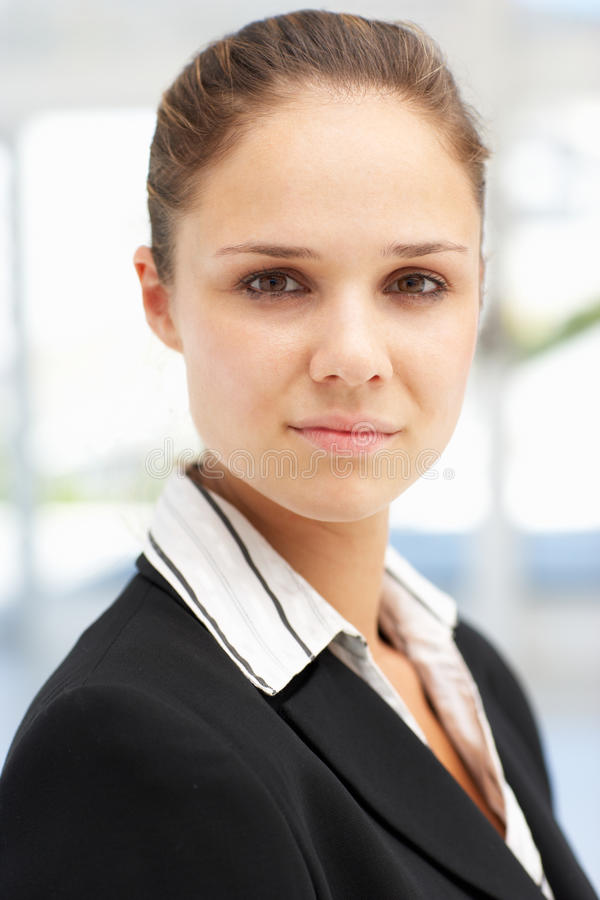 Download Successful Young Business Woman Stock Image - Image: 20596333
