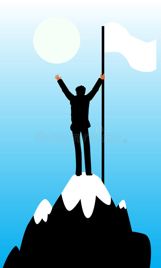Download Successfully work stock photo. Image of success, purpose - 23232770