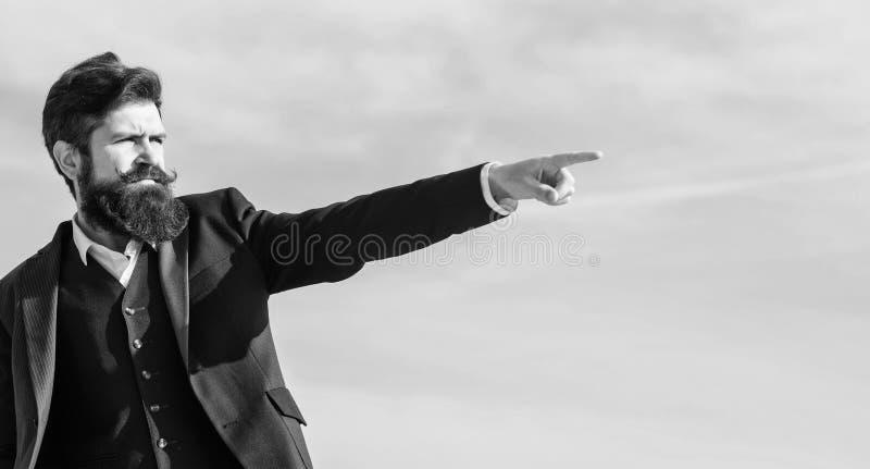 Successo futuro Affare agile Uomo d'affari sicuro Giovane impresa Modo convenzionale Pantaloni a vita bassa caucasici brutali con fotografia stock