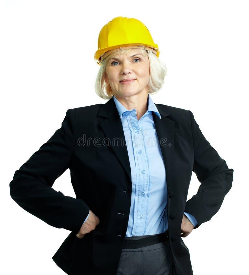 Download Succesvolle architect stock foto. Afbeelding bestaande uit vrouwelijk - 29514422