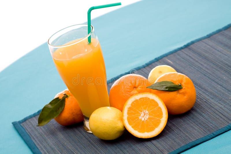 Download Succo di arancia immagine stock. Immagine di breakfast - 7312013