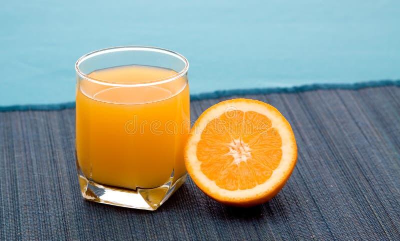 Download Succo di arancia fotografia stock. Immagine di sete, refreshment - 7312076