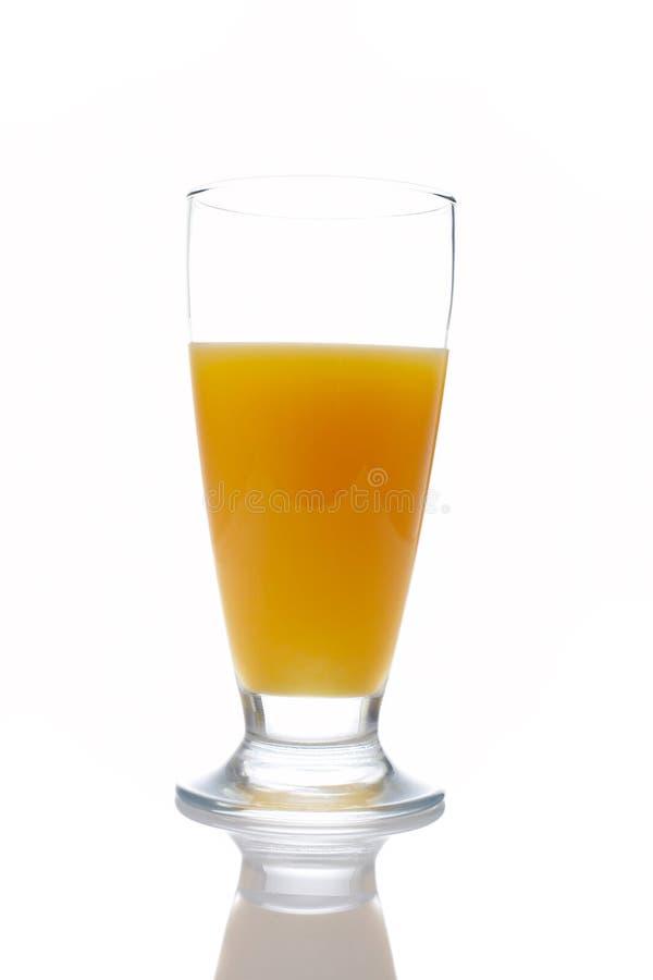 Succo di arancia fresco immagini stock