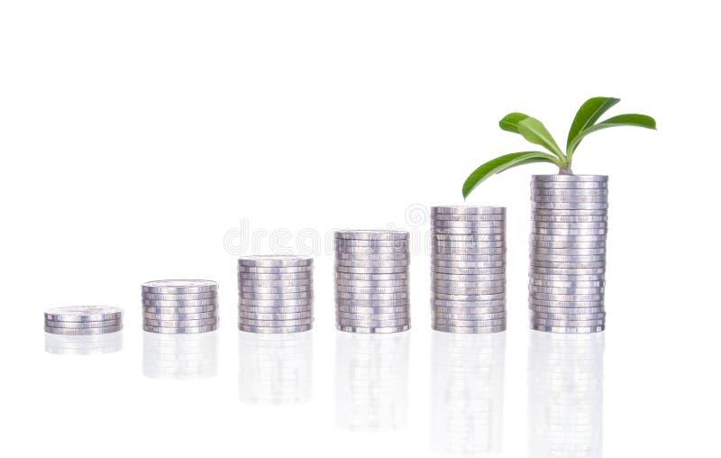 Sucesso do investimento imagem de stock royalty free