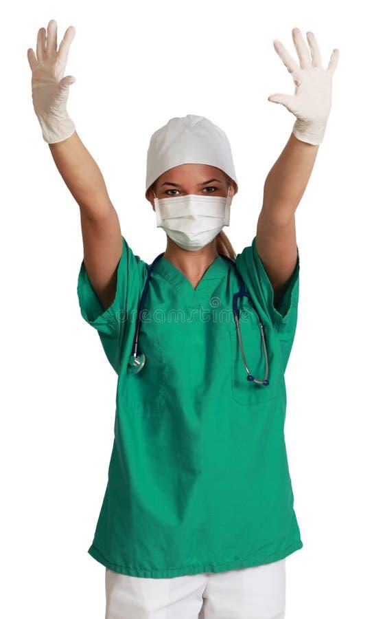 Sucesso Médico Fotografia de Stock
