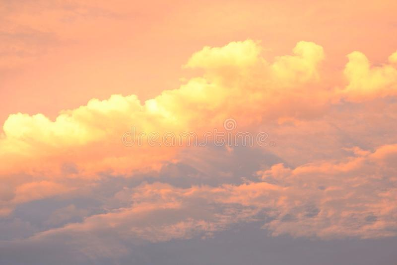 Such a beautiful sky royalty free stock images