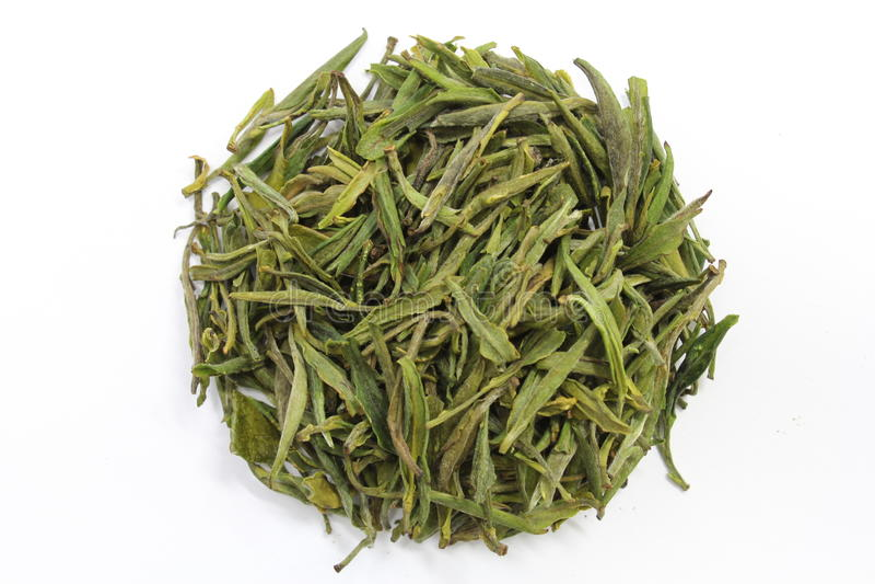 Sucha herbata obraz royalty free