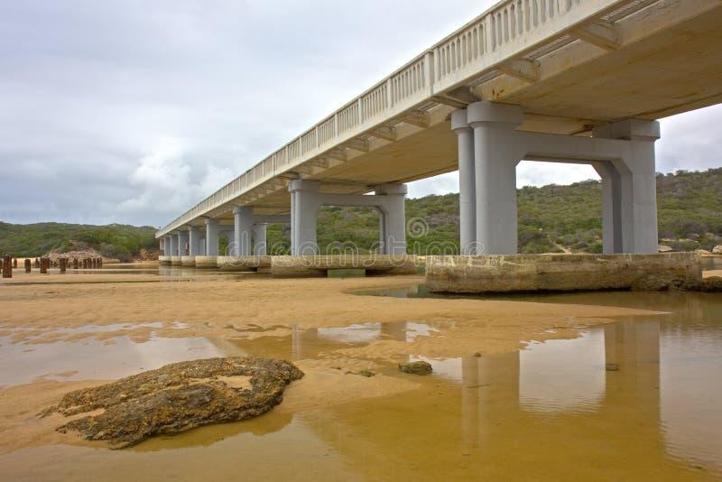 sucha rzeka zdjęcie stock