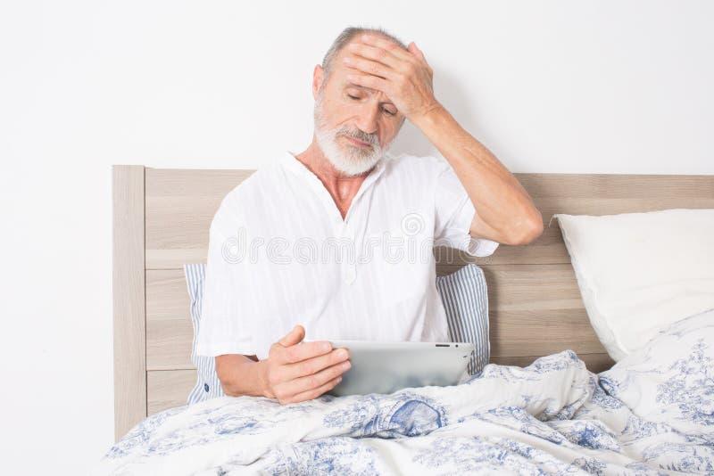 Suchen eines Doktors stockfoto