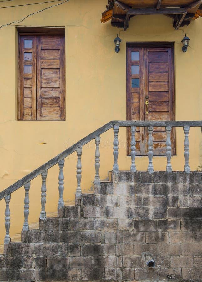 Suchitoto, Salvador images libres de droits