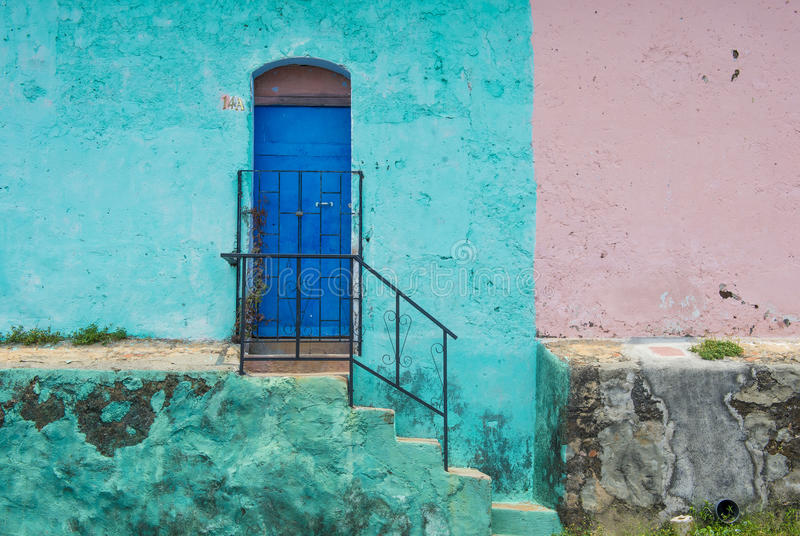 Suchitoto, Salvador photo libre de droits