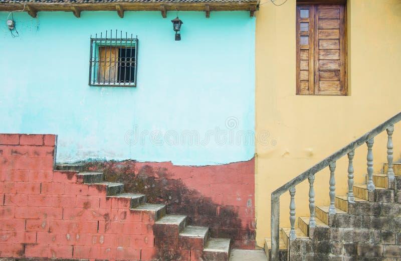 Suchitoto, Salvador image stock