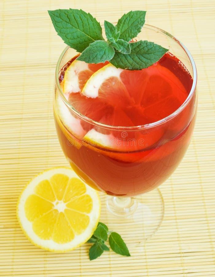 Suco de fruta mixa fotografia de stock royalty free