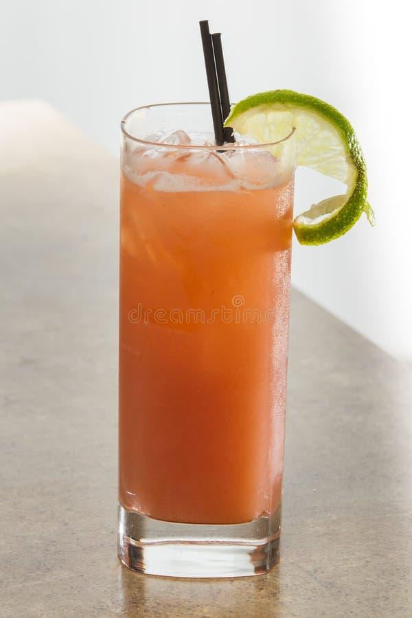 Suco de fruta mixa fotos de stock