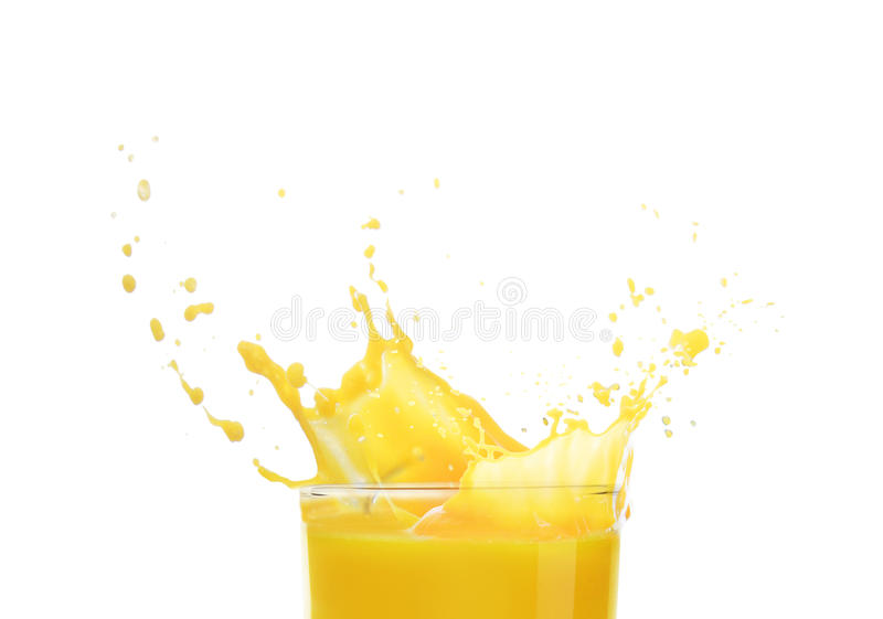 Suco de laranja fotos de stock royalty free