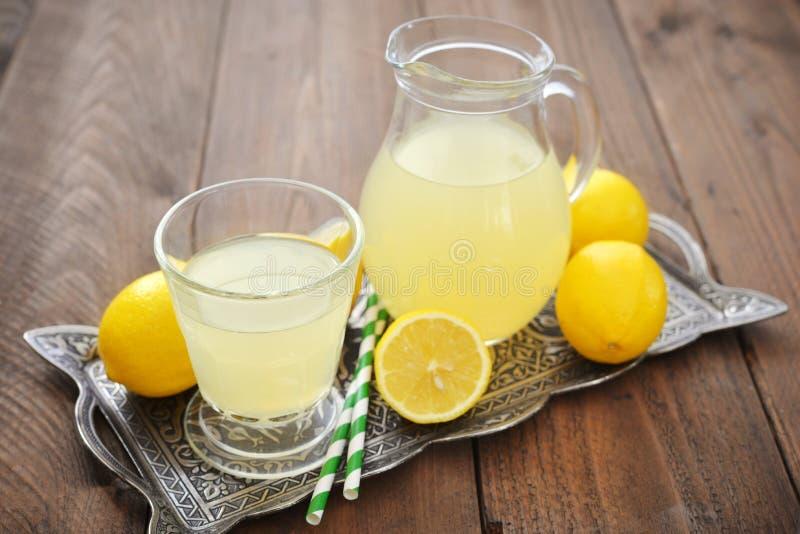 Suco de limão imagem de stock royalty free