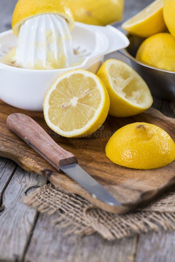 Suco de limão caseiro fotos de stock