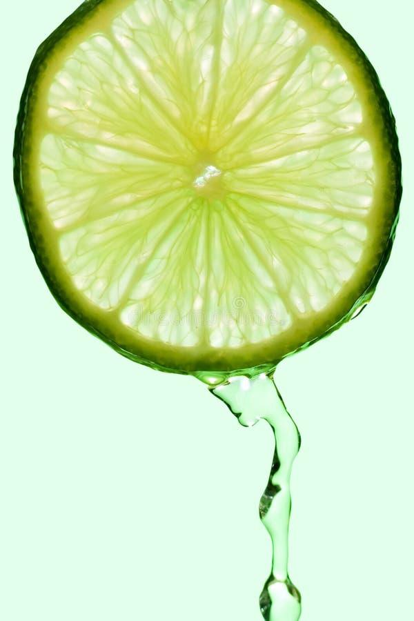 Suco de lima no verde fotos de stock royalty free
