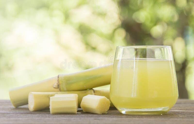 Suco de Sugar Cane foto de stock royalty free