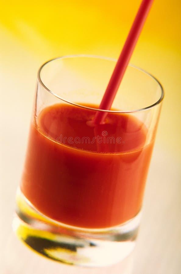 Suco de tomate foto de stock royalty free