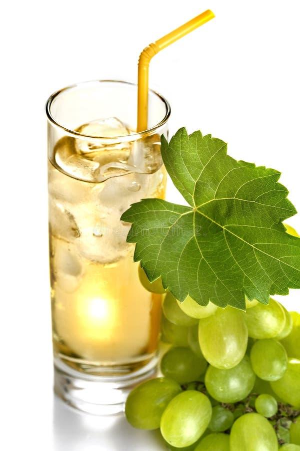 Suco de uva foto de stock