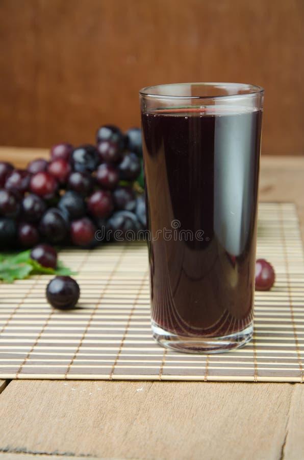 Suco de uvas imagem de stock royalty free