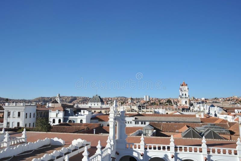 Sucre, Βολιβία στοκ εικόνες με δικαίωμα ελεύθερης χρήσης