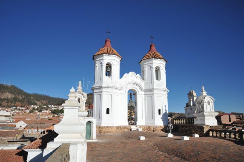 Sucre, Bolívia imagem de stock