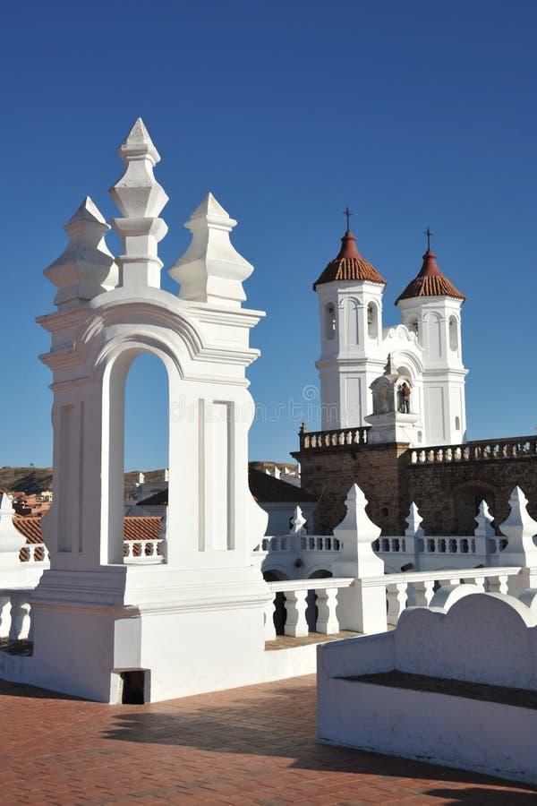 Sucre, Bolivia imágenes de archivo libres de regalías