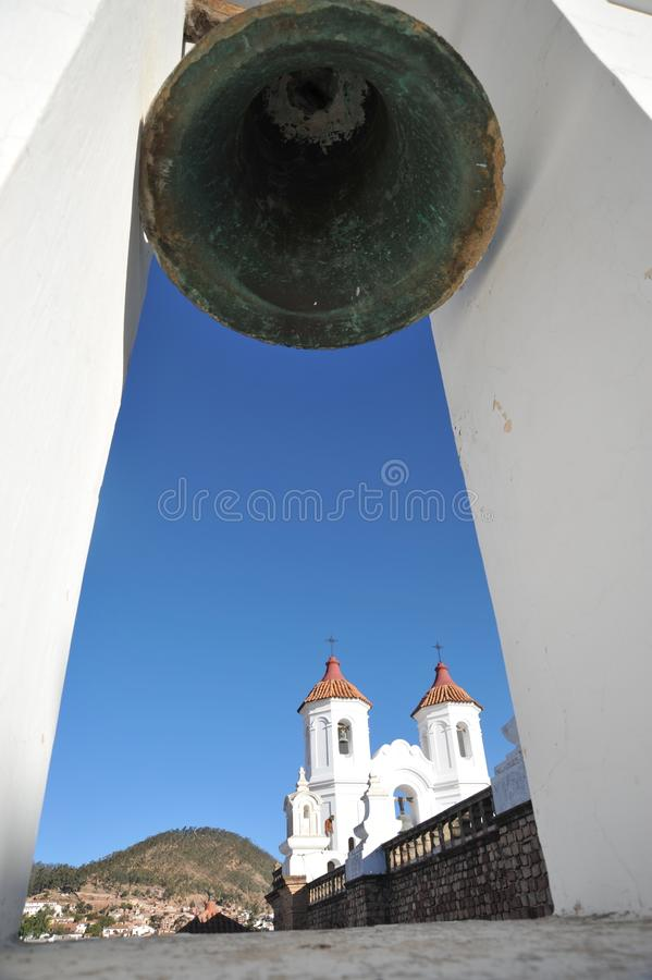 Sucre, Bolivia fotos de archivo libres de regalías