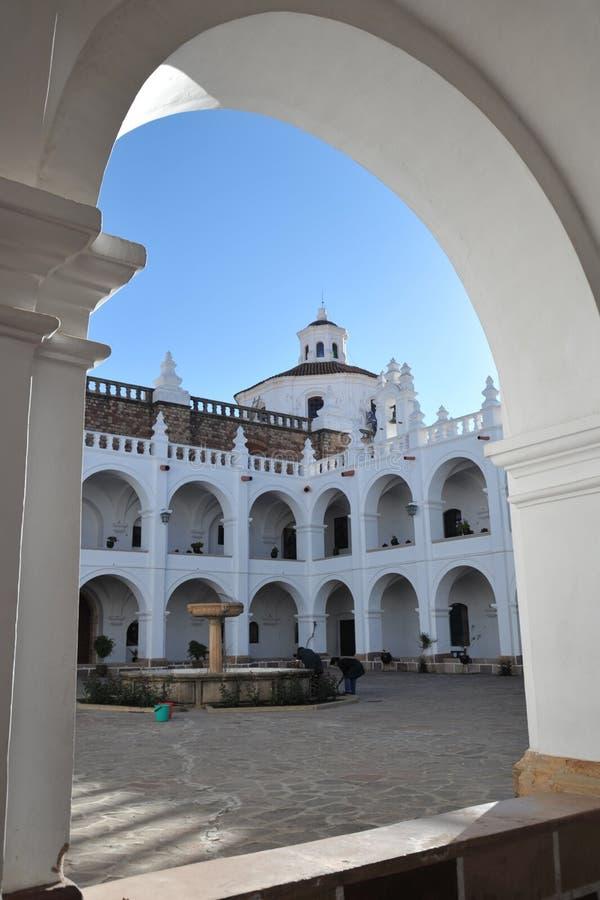 Sucre, Bolivia foto de archivo