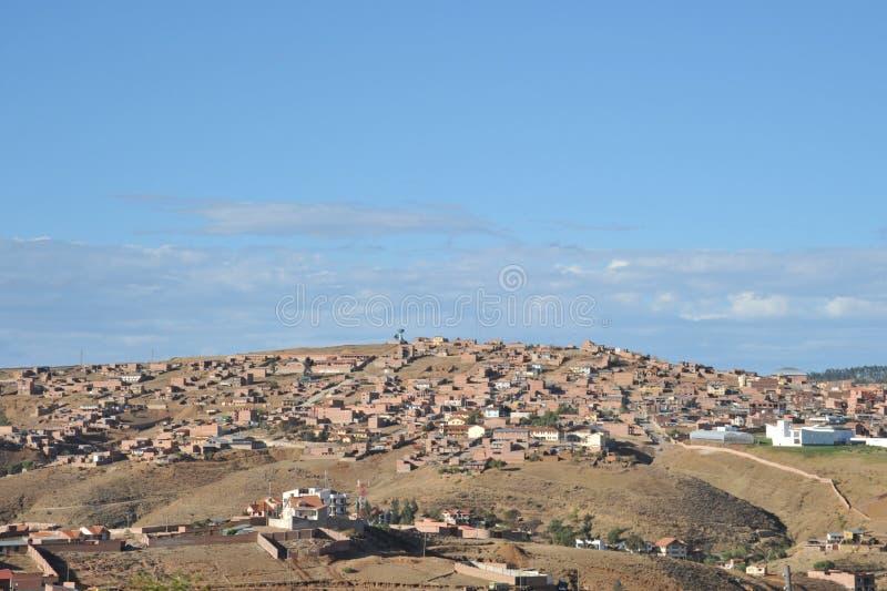 Sucre. Bolivia stock photos