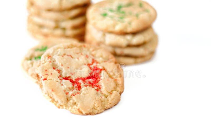 sucre de biscuits image libre de droits