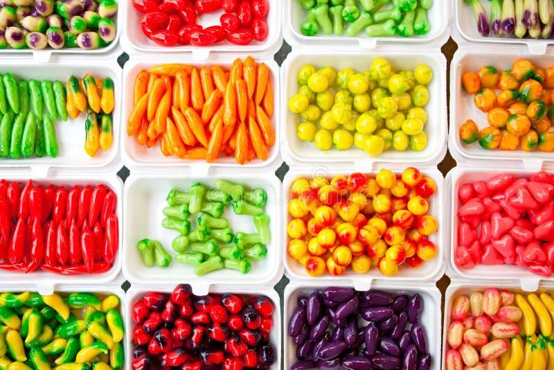 Sucrerie colorée. photo libre de droits