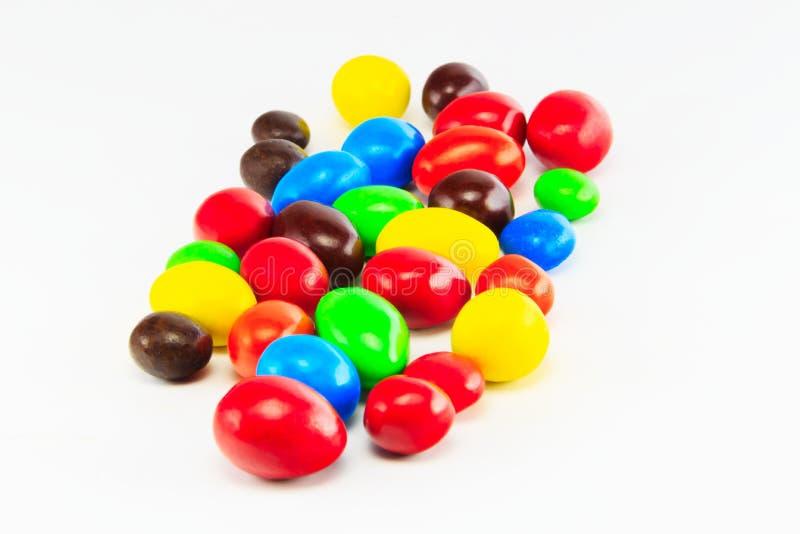 Sucrerie de couleur images libres de droits