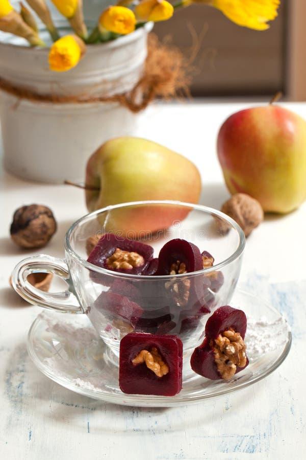 Sucrerie de fruit photos stock