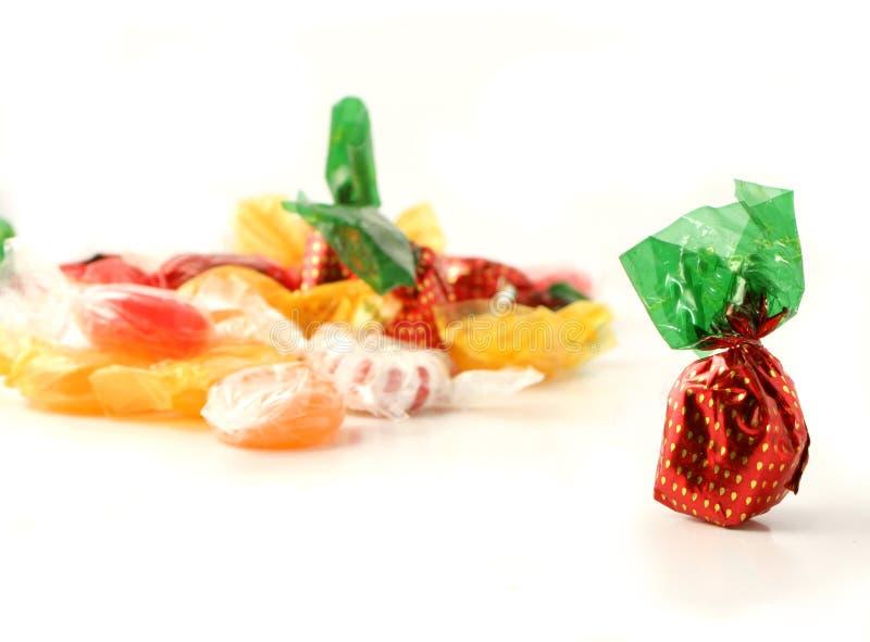 Sucrerie de sucre images libres de droits