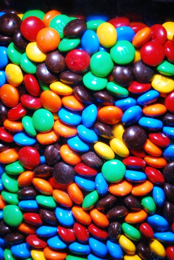 Sucreries de chocolat images stock