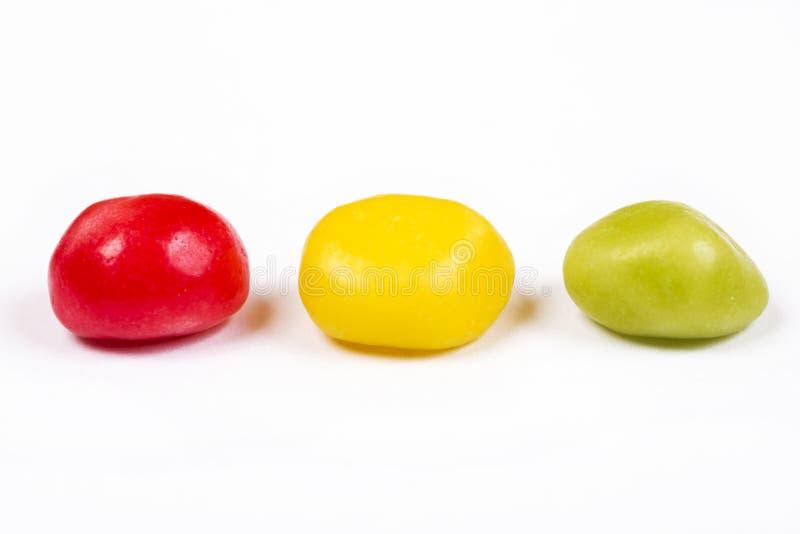 Sucreries de sucre de gelée image stock