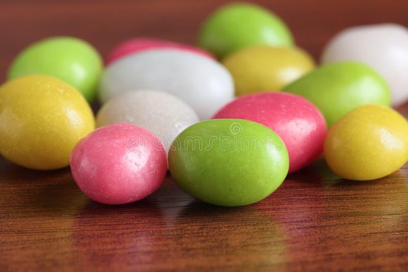 Download Sucreries multicolores photo stock. Image du bonbons - 77159650