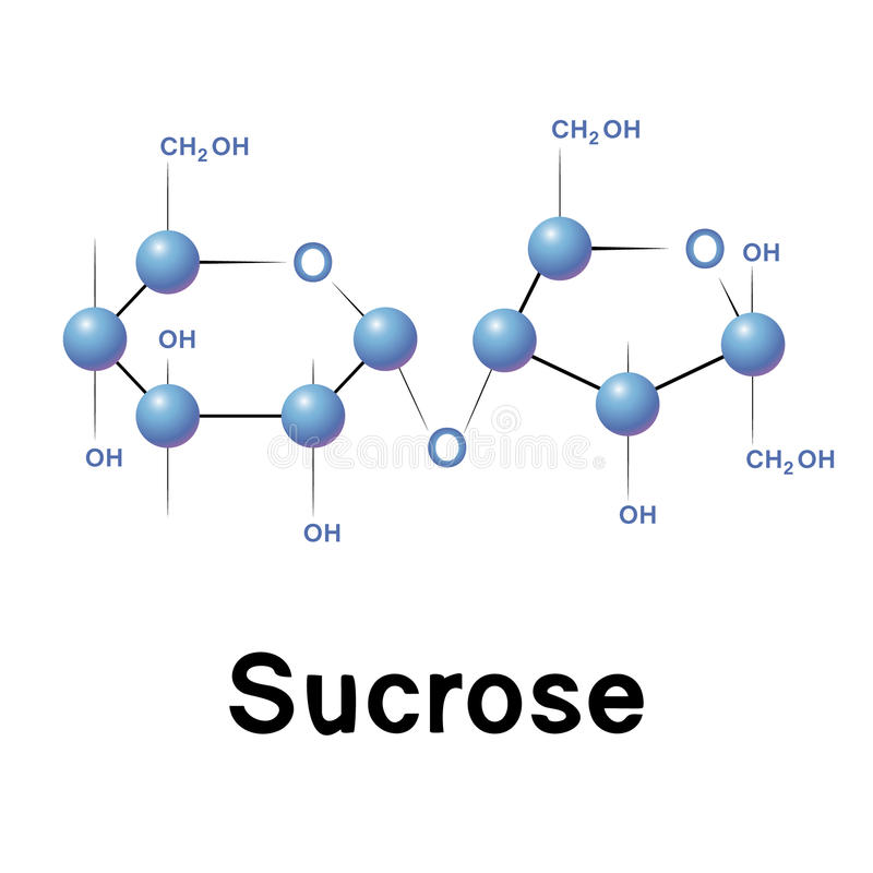 Free Sucrose Stock Image - 40168351