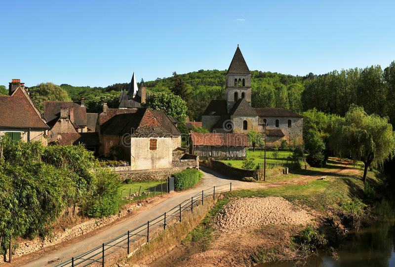 Sud de la France image stock