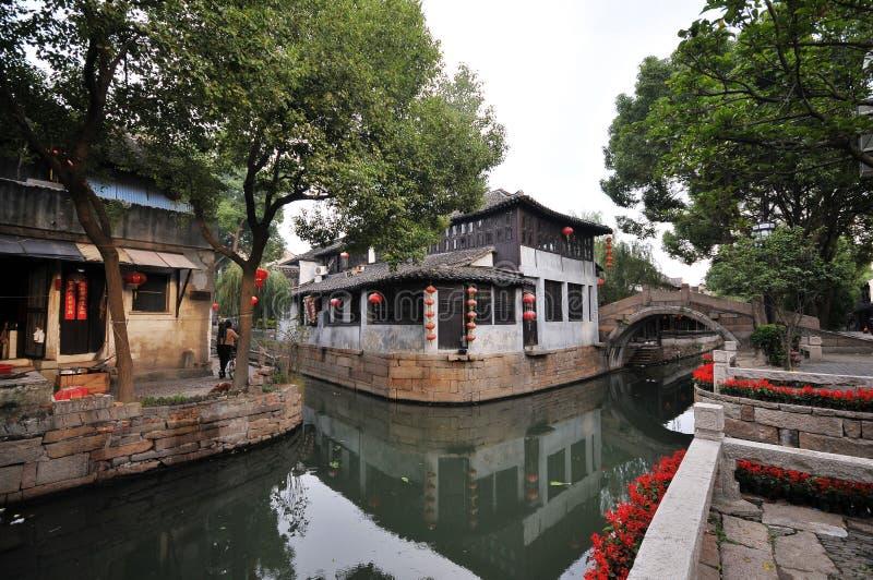 Sud du fleuve de Yang Tsé Kiang photo libre de droits