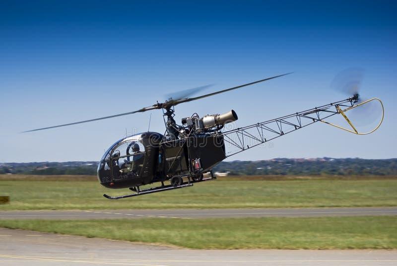 sud för se för flyg ii för alouette 3130 royaltyfri fotografi